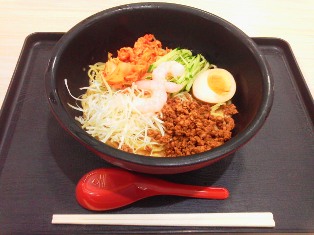 冷やし担々麺(AKI)