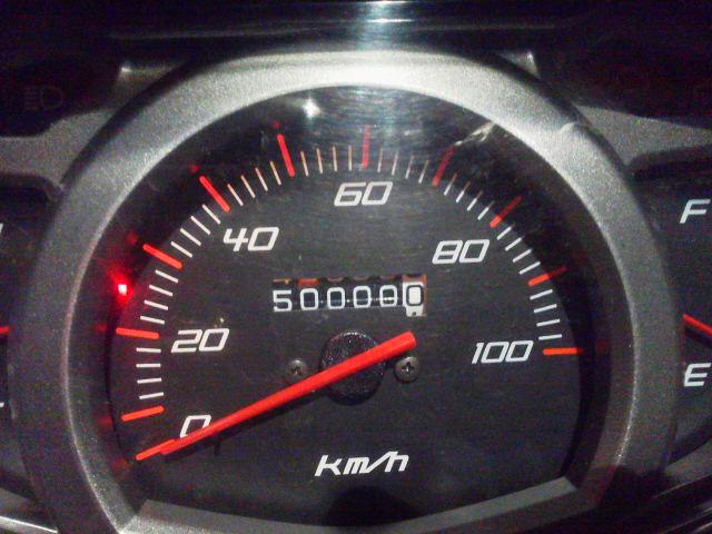 50,000km(AKI)