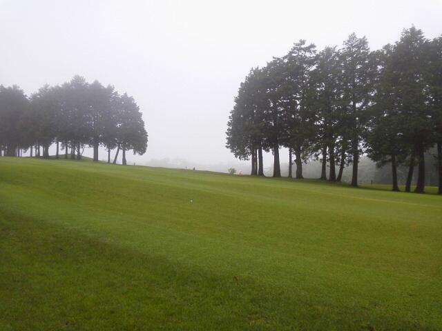 霧の中のゴルフ(AKI)