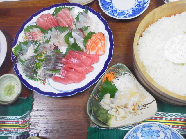 手巻き寿司パーティー(AKI)