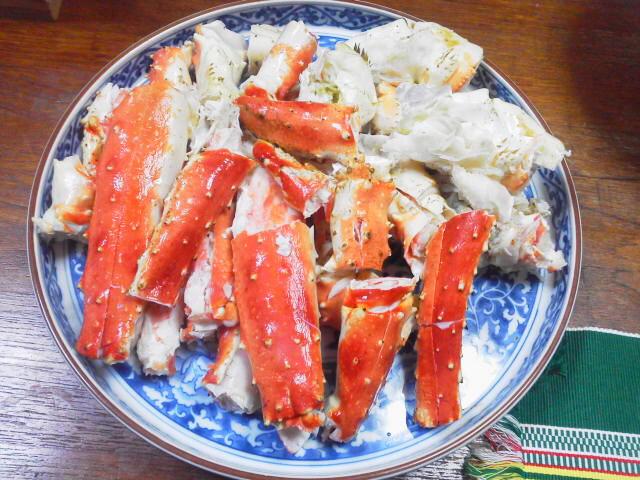 たらば蟹(AKI)