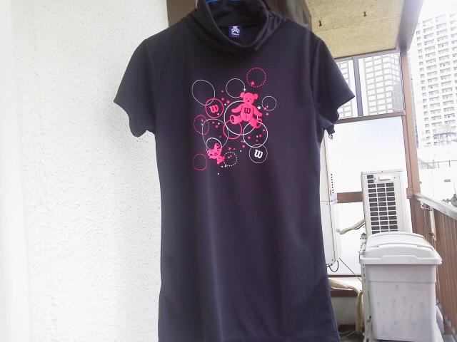 ウィルソンチュニックTシャツ(AKI)