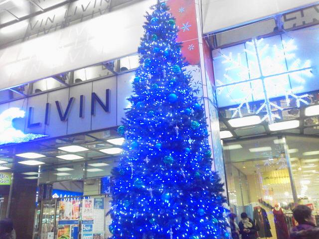 クリスマスツリー(AKI)