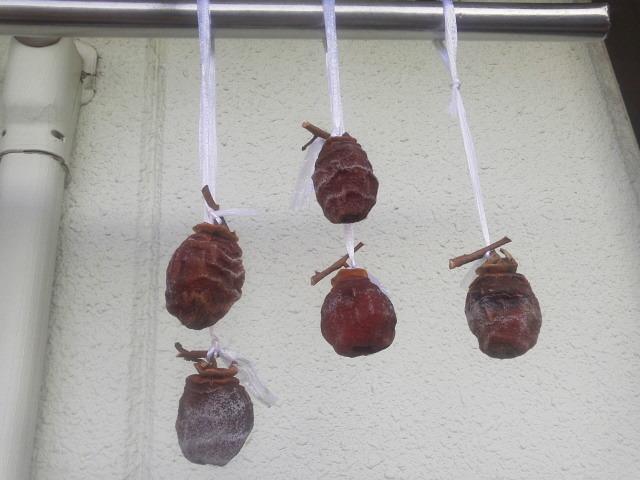 手作り干し柿(AKI)