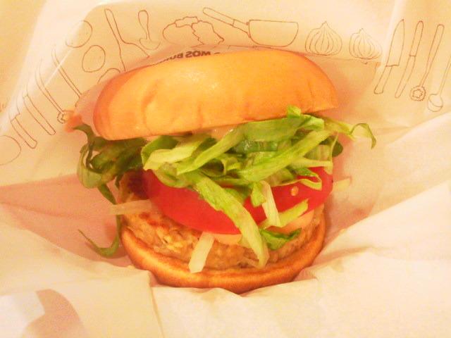 ソイモス野菜バーガー(AKI)