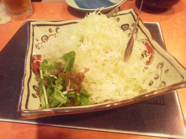 1キャベツサラダ(AKI)