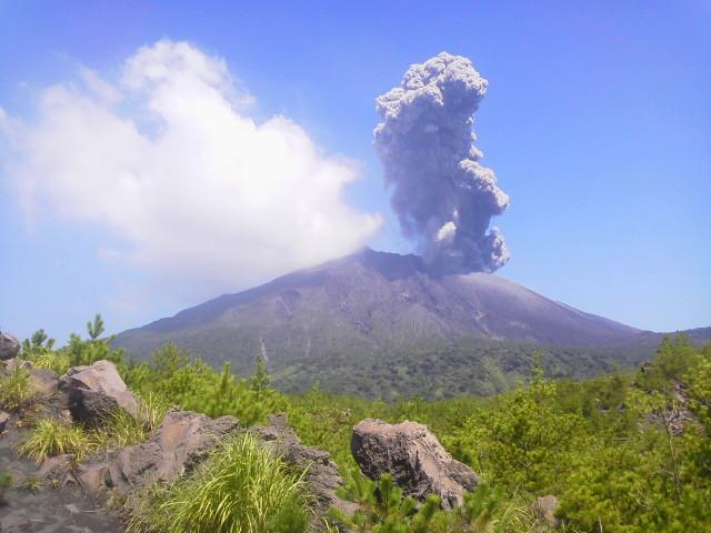 小噴火(AKI)